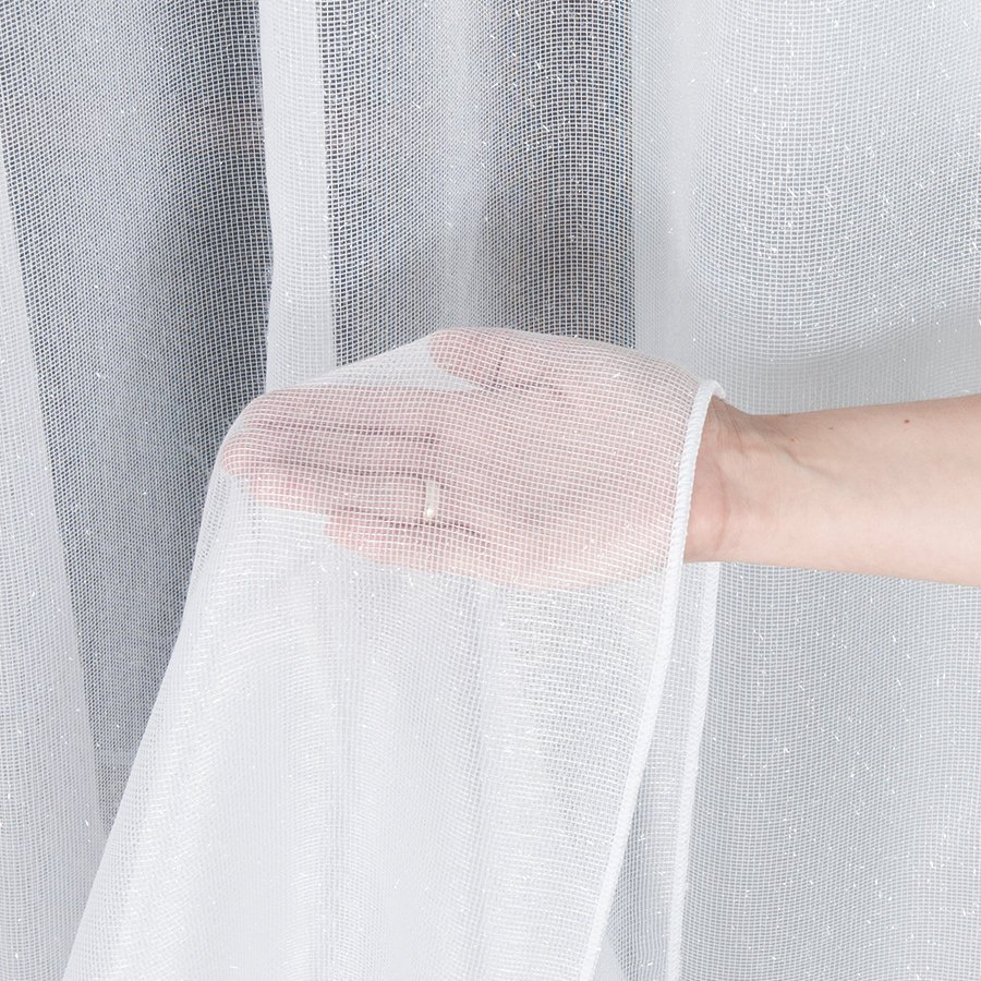 Markizeta Nabłyszczana 000158 Z Ołowianką Kolor Biały Wysokość 330cm